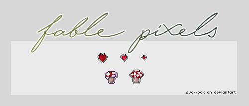 Fable Pixels by svarrook