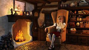 A German Fairytale 005 by SirTancrede