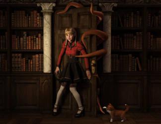 A Curious Fairytale 004 by SirTancrede