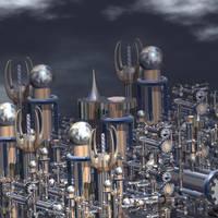 Industrial Gloom by AureliusCat