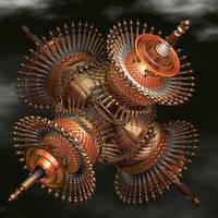 Mechanized Plumage by AureliusCat