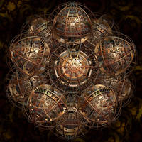 Globe Cluster by AureliusCat