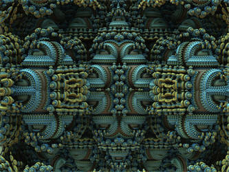 Mushroom Mechanics by AureliusCat