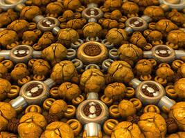 Nut Platter by AureliusCat