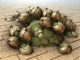 Gourd Patch by AureliusCat