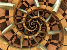 Braced Space by AureliusCat