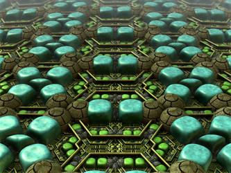 Mint Drops by AureliusCat