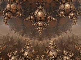 Kleinian Colony by AureliusCat