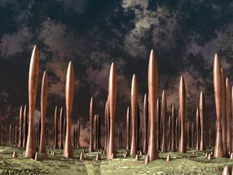 Bomb Land by AureliusCat