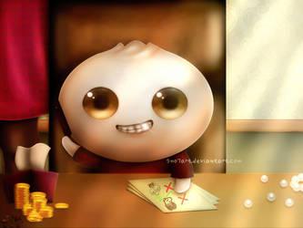 bao pixar fanart by SNO7ART