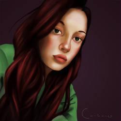 Sarah Snyder by carbonee