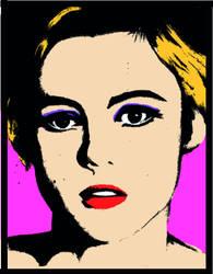Edie Sedgwick Tribute by ozono203