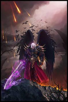 Dark Angel by Deligaris