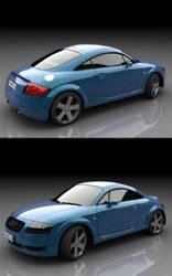 Audi TT by Deligaris