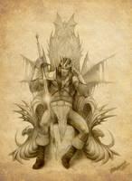 Conan 2 by Deligaris