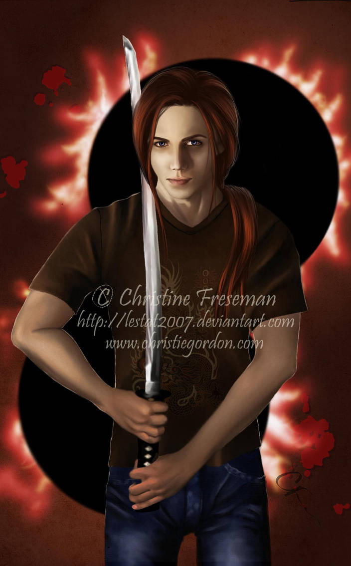 In Life and Blood - Julian by lestat2007