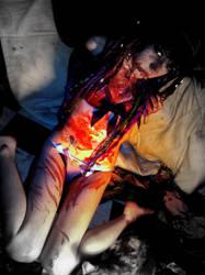 bleeding for you by Nichtenkind