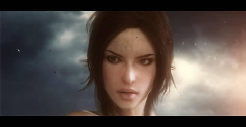 Lara Croft 2013 by AnubisDHL