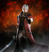 Dante: Son of Sparda by AnubisDHL