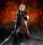 Dante: Son of Sparda by AnubisDHL