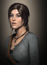 Lara Croft by AnubisDHL