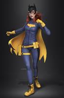Batgirl.:: by AnubisDHL