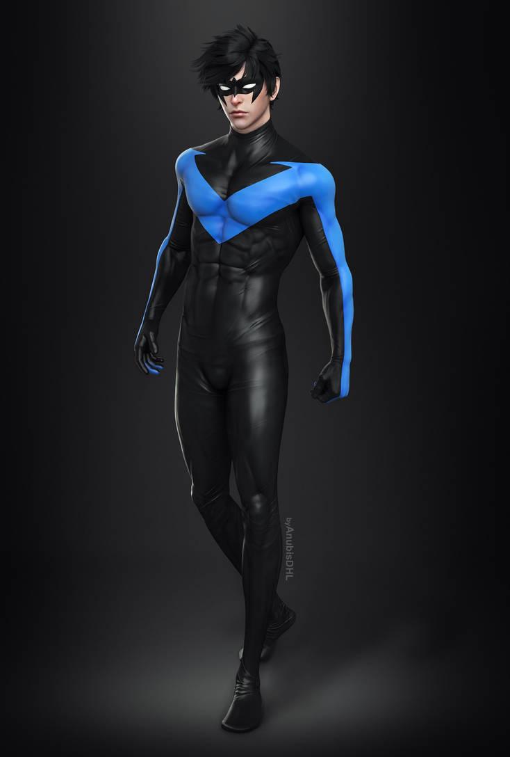 Nightwing by AnubisDHL