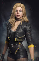 I2: Black Canary by AnubisDHL