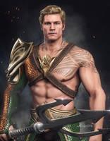 I2: Aquaman by AnubisDHL