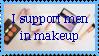 Men in makeup by KidvsKatAdmirer2