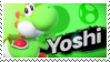 Super Smash Bros. 4 (3DS/Wii U) - Yoshi by LittleYoshi8