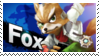 Super Smash Bros. 4 (3DS/Wii U) - Fox by LittleYoshi8