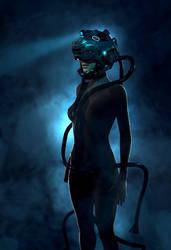 Medusa by IamUman