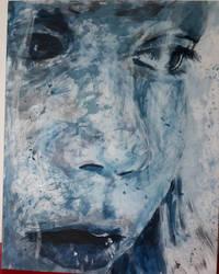 Blue by IamUman