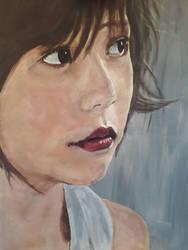 Girl by IamUman