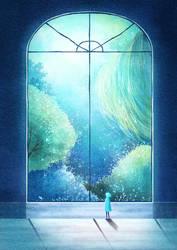 BLUE by Sothen