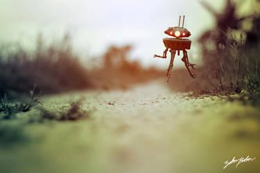 Probe Droid by ZahirBatin