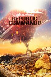 Clone Commando by ZahirBatin