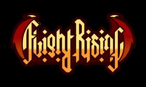 Flight Rising Rotational Ambigram by JZumun