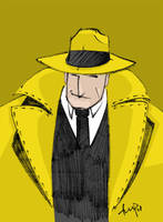 dick tracy by timpu