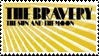 the bravery Album Fan Stamp by Sister-of-Charity