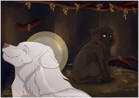 [DOTW] In her shadow by Kiwiaka