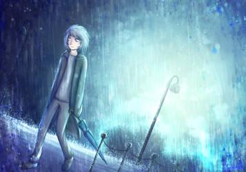Rain by Nekodox