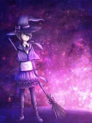 Midnight Witch by Nekodox