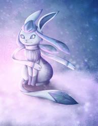 [Pokemon] Glaceon by Nekodox