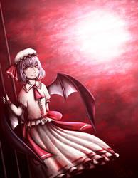 [Touhou] Remilia Scarlet by Nekodox