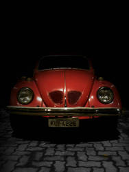 Red Fusca by 1drelopes