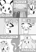 Selphy, the little Pichu (Pg. 5) by selphy6