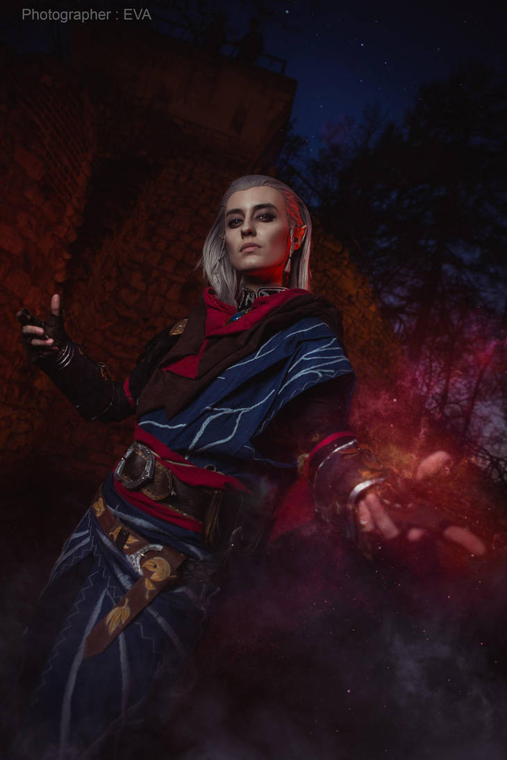 The Witcher 3: Crevan by RenShuher