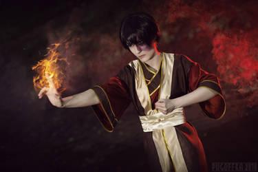 Prince Zuko by RenShuher